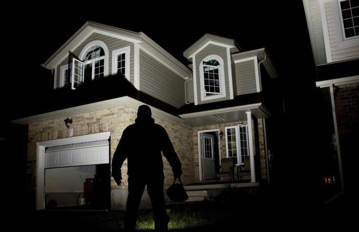 HOME DEFENSE (2)Interiorul